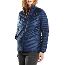 Buy Berghaus Tephra Insulated Women's Down Jacket, Blue Online at johnlewis.com