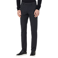Buy Reiss Westbury Slim Fit Chinos, Navy Online at johnlewis.com