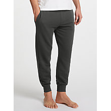 Buy Calvin Klein Modern Jogging Bottoms, Black Online at johnlewis.com