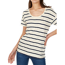 Buy Fat Face Jessie Stripe T-Shirt Online at johnlewis.com