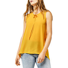 Buy Warehouse Hanky Hem Shell Top Online at johnlewis.com