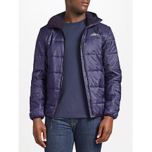 Buy Penfield Schofield Midweight Padded Coat, Navy Online at johnlewis.com
