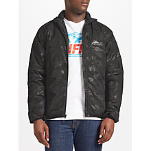 Buy Penfield Nashua Lightweight Jacket, Black Online at johnlewis.com
