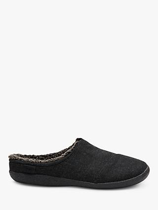 TOMS Berkley Slippers, Black