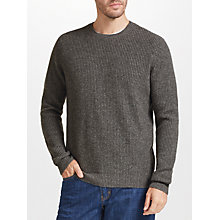 Buy John Lewis Premium Cashmere Knit Jumper Online at johnlewis.com