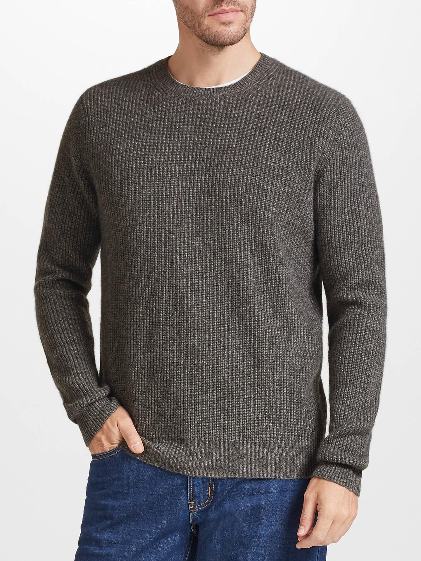 2a57bab6598f John Lewis Premium Cashmere Knit Jumper at John Lewis   Partners