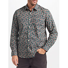 Buy John Lewis Lotus Floral Print Shirt Online at johnlewis.com