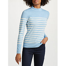 Buy John Lewis Breton Turtle Neck Jumper Online at johnlewis.com