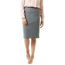 Buy Fenn Wright Manson Petite Adele Skirt, Grey Online at johnlewis.com