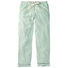 Buy Fat Face Stripe Classic Pyjama Trousers, Peppermint Online at johnlewis.com