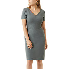 Buy Fenn Wright Manson Petite Adele Dress, Grey Online at johnlewis.com