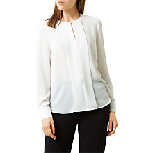 Buy Fenn Wright Manson Adina Top, Cream Online at johnlewis.com