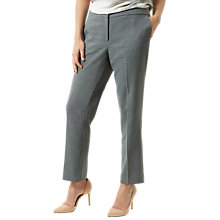 Buy Fenn Wright Manson Petite Adele Trouser, Grey Online at johnlewis.com