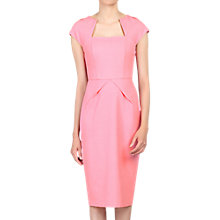Buy Jolie Moi Constructed Fold Dress Online at johnlewis.com