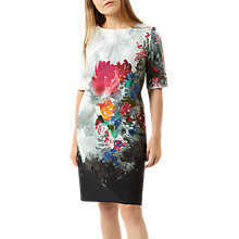 Buy Fenn Wright Manson Petite Kamelia Print Dress, Multi Online at johnlewis.com