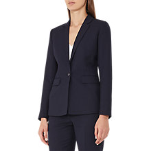 Buy Reiss Faulkner Jacket, Navy Online at johnlewis.com