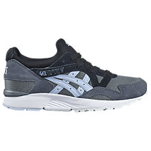 Buy Asics Tiger GEL-Lyte V Women's Trainers, Grey Online at johnlewis.com
