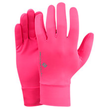 Buy Ronhill Classic Running Gloves, Pink Online at johnlewis.com