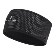 Buy Ronhill Wind-Block Headband, Black Online at johnlewis.com