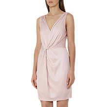 Buy Reiss Kiera Twist Detailed Dress Online at johnlewis.com