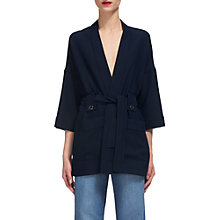 Buy Whistles Kimono Sleeve Jacket Online at johnlewis.com