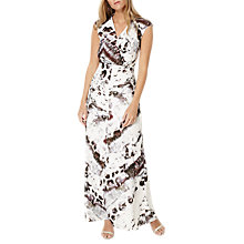 Buy Damsel in a dress Ocelot Maxi Dress, Multi Online at johnlewis.com