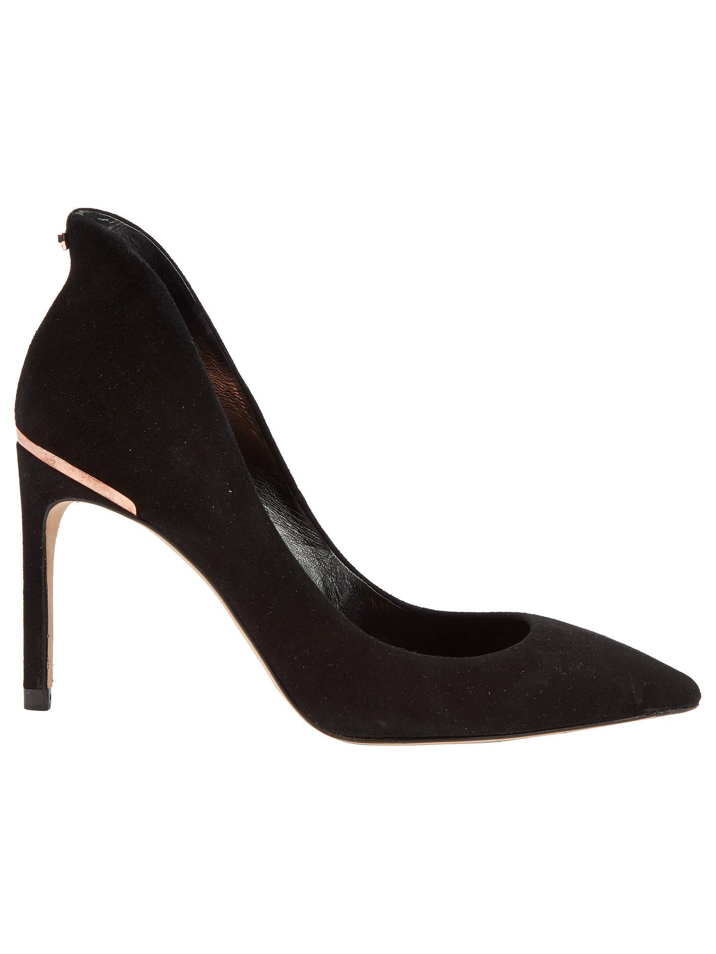 4429dba193c2 Buy Ted Baker Savio Stiletto Heeled Court Shoes