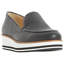 Buy Dune Genesis Flatform Loafers Online at johnlewis.com