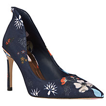 Buy Ted Baker Savio Stiletto Heeled Court Shoes Online at johnlewis.com