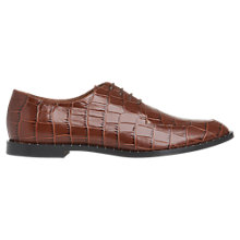 Buy Whistles Weston Lace Up Brogues Online at johnlewis.com