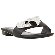 Buy Dune Nixi Embellished Strap Slider Sandals Online at johnlewis.com
