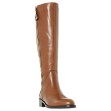 Buy Dune Tillyy Block Heeled Knee High Boots Online at johnlewis.com