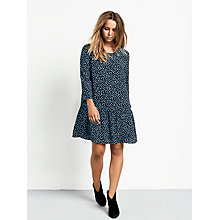 Buy hush Printed Drew Dress, Fleur Online at johnlewis.com