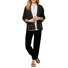 Buy East Gurdi Jacket, Black Online at johnlewis.com