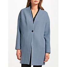 Buy Vilagallo Isa Long Sleeve Jacket, Lotus Blue Online at johnlewis.com
