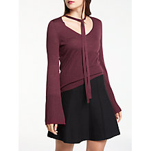 Buy Max Studio Long Sleeve Choker Jumper Online at johnlewis.com