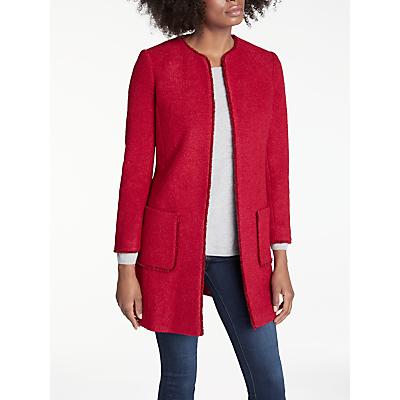 Helene For Denim Wardrobe Alice Jacket, Red