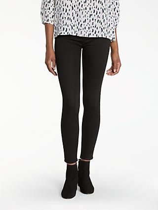 DL1961 Farrow High Rise Skinny Jeans, Hail