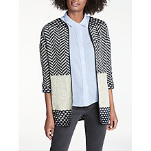 Buy Vilagallo Lara Cardigan, Navy Vipper Online at johnlewis.com