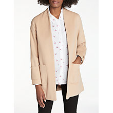 Buy Helene For Denim Wardrobe Aubrey Coat, Camel Online at johnlewis.com