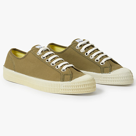 Buy Novesta Star Master Canvas Trainers Online at johnlewis.com
