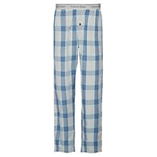Buy Calvin Klein Laudette Plaid Lounge Pants, Grey Online at johnlewis.com