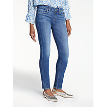Buy Paige Skyline High Rise Skinny Jeans, Mai Online at johnlewis.com