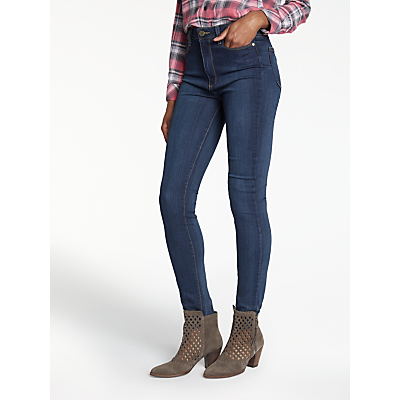 Paige Margot High Rise Ultra Skinny Jeans, La Rue No Whiskers