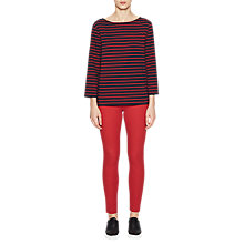 Buy French Connection Street Twill Skinny Trousers Online at johnlewis.com