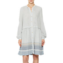 Buy French Connection Maryann Stripe Flared Dress, Multi Online at johnlewis.com