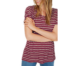 Buy Fat Face Erin Multi Stripe T-Shirt Online at johnlewis.com