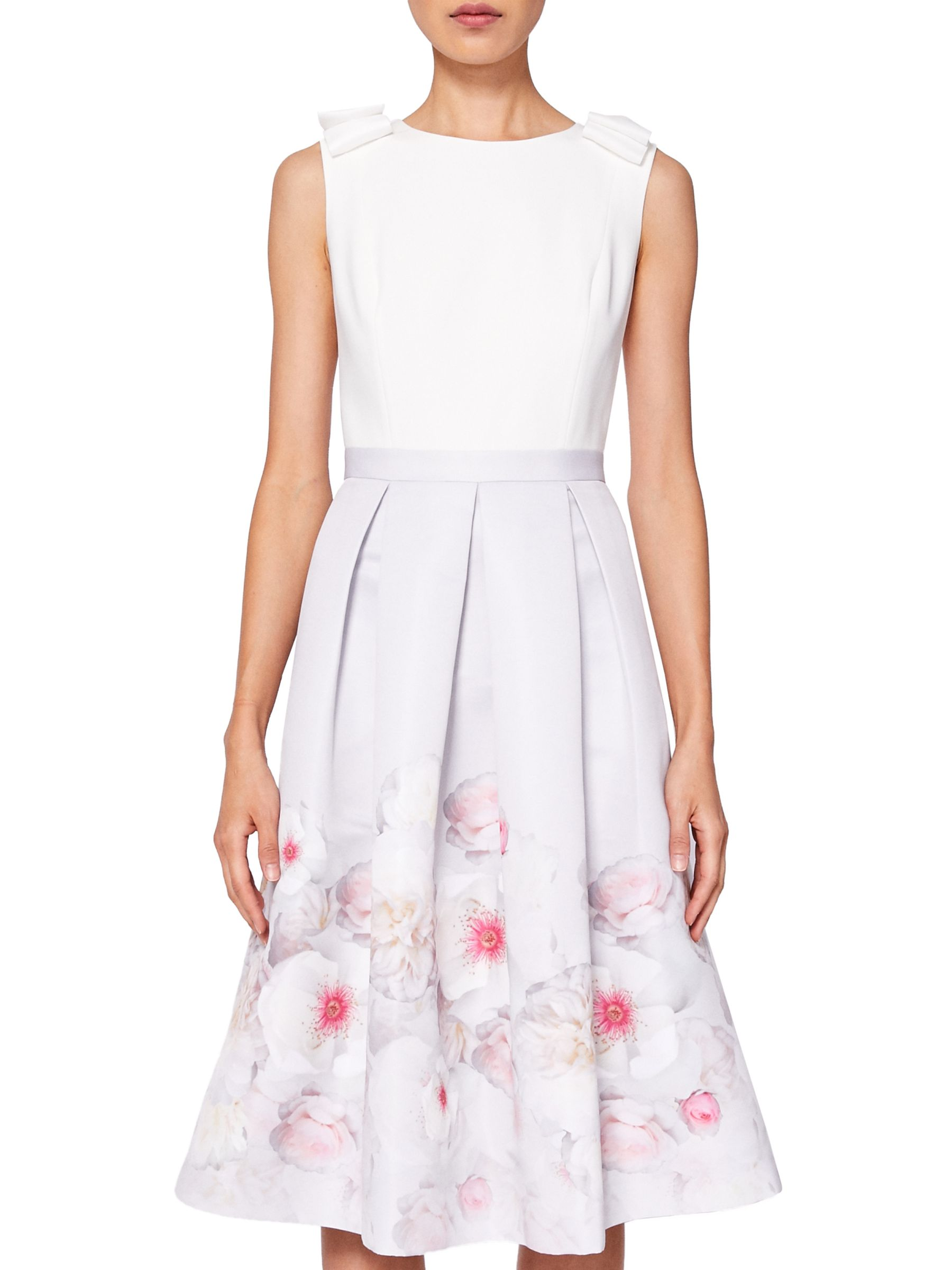 87bb96f51 Ted Baker Gilith Pleated Midi Dress