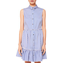 Buy Ted Baker Dayylia Sleeveless Collared Dress Online at johnlewis.com