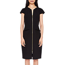 Buy Ted Baker Fearnid Architectural Pencil Dress Online at johnlewis.com